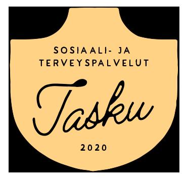Sosiaali- ja terveyspalvelut Tasku Oy logo